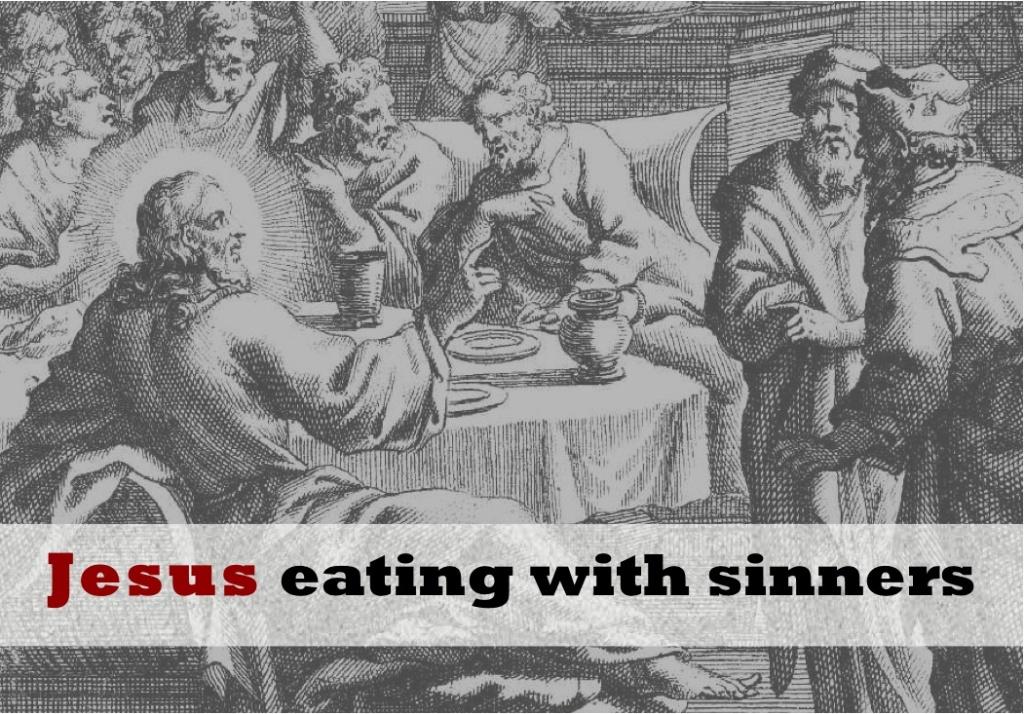 Jesus & Matthew